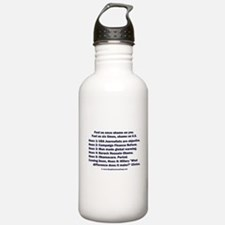 Hoax 1-6 Water Bottle