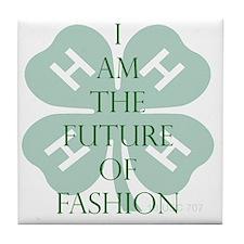 Future of Fashion 4H Tile Coaster