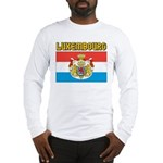 Luxembourg Flag Long Sleeve T-Shirt