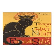 chatnoirlap Postcards (Package of 8)