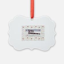 25TH_Anniversary Ornament