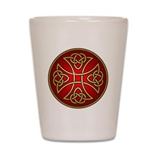 red cross PNG Shot Glass