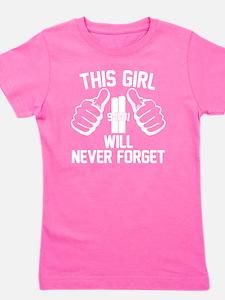 This GIRL-911-W Girl's Tee