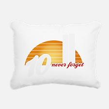 Never-Forget-Sun-w Rectangular Canvas Pillow