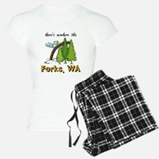 Forks Nowhere B pajamas