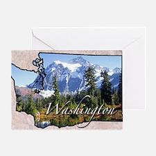 Wasington Greeting Card