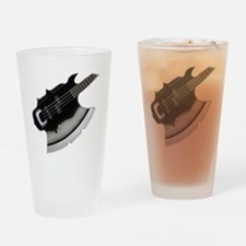 GS-AXE-hr Drinking Glass