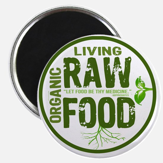 RAWFOODBUTTON2 Magnet