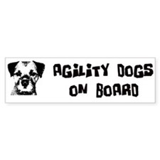 Agility Dogs on Board