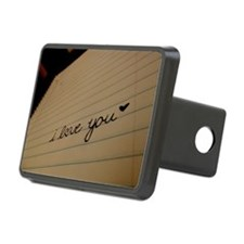 i love you. Hitch Cover