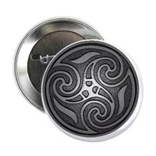 "celtic spiral PNG 2.25"" Button"