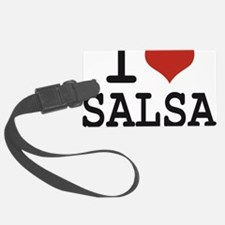 I love Salsa Luggage Tag