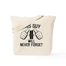 This-Guy-911-B Tote Bag
