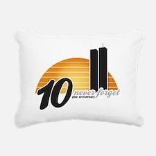 Never-forget-Sun-2 Rectangular Canvas Pillow