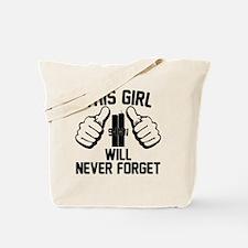 thisGIRL-911-B Tote Bag