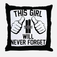 thisGIRL-911-B Throw Pillow