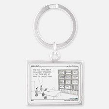 110822 Landscape Keychain