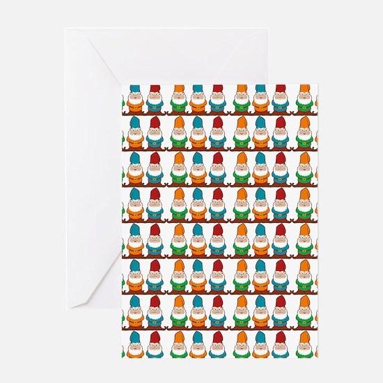 gnomesflipflops3 Greeting Card