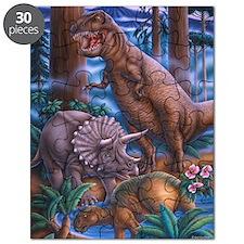 Tyrannosaurus Puzzle