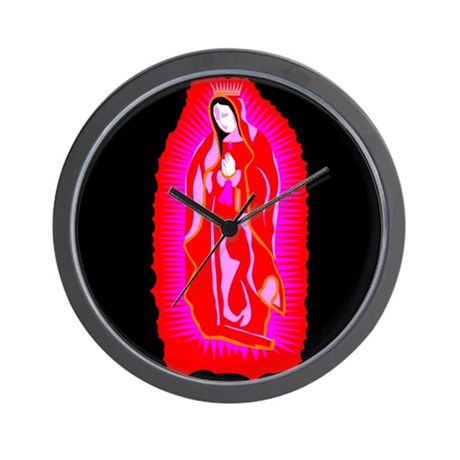 Our Lady of Guadalupe - Elect Wall Clock