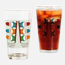 gnomesflipflopsonebyone Drinking Glass