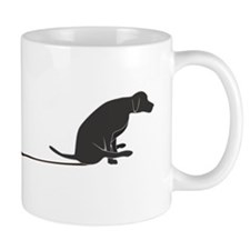 butt-shuffle-dog-clean-resized Mug