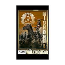 Michonne Zombie Slayer Sticker