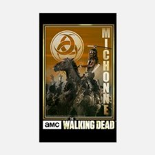 Michonne Zombie Slayer Decal