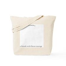 Lioness-11--2 Tote Bag