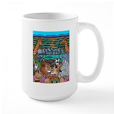 Colours Of Africa Safari Mug Mugs