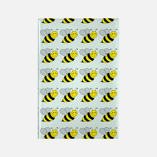 bees2flipflops Rectangle Magnet
