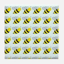 bees2flipflops Tile Coaster