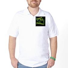 Ghost Adventure sticker T-Shirt