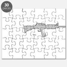 Phantom Tactical White Puzzle