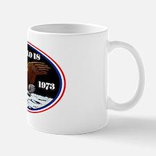 apollo 18 5x3 logo Mug