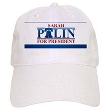 palin_button Baseball Cap