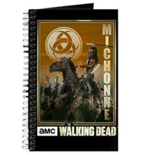 Michonne Zombie Slayer Journal