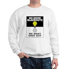 No More Blackouts Jumper