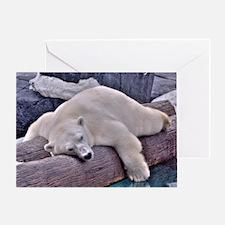 Polar Bear - LPF Greeting Card