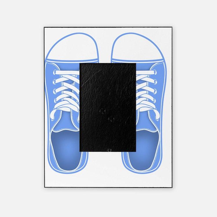 sneaker-blu-FF Picture Frame