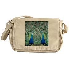 peacockflips Messenger Bag
