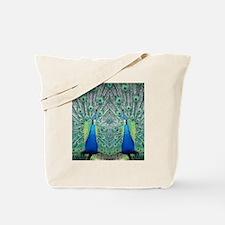 peacockflips Tote Bag