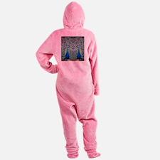 peacockflips Footed Pajamas