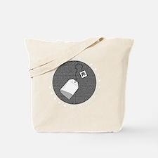 Wasting Tea FINAL Tote Bag