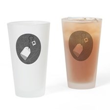 Wasting Tea FINAL Drinking Glass