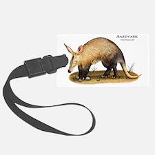 Aardvark Luggage Tag