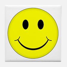 Classic Smiley Face Tile Coaster