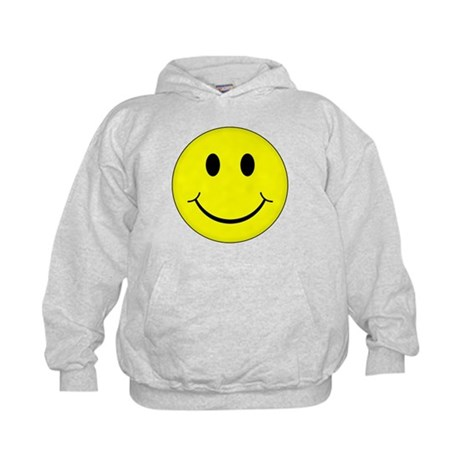 Classic Smiley Face Kids Hoodie