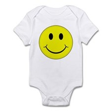 Classic Smiley Face Infant Bodysuit