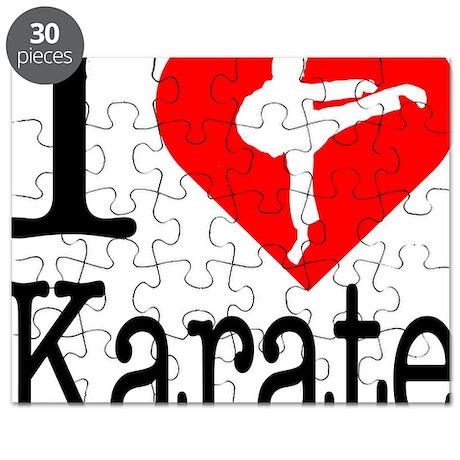 I-Heart-Karate Puzzle